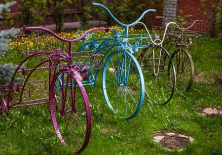 Изделия для улицы и сада
